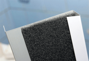 Шумоизоляция водоотлива ПВХ-окна
