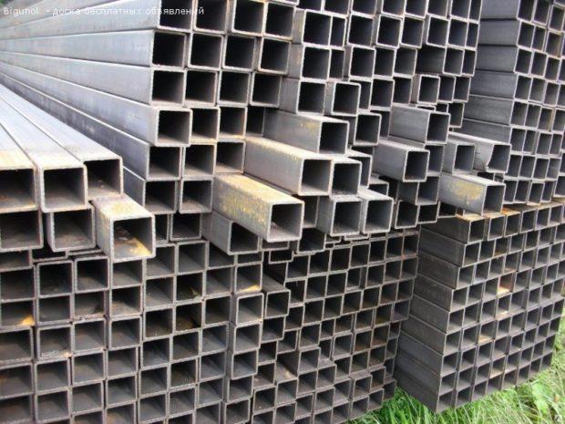 Хранение металлопрофиля